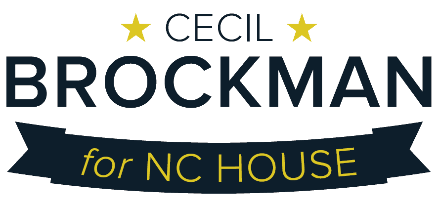 Cecil Brockman for NC House